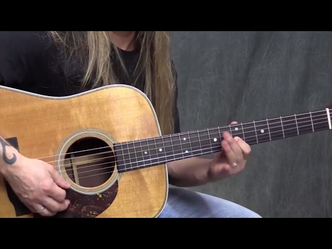 Steve Stine Easy Guitar Lesson - Learn to Play