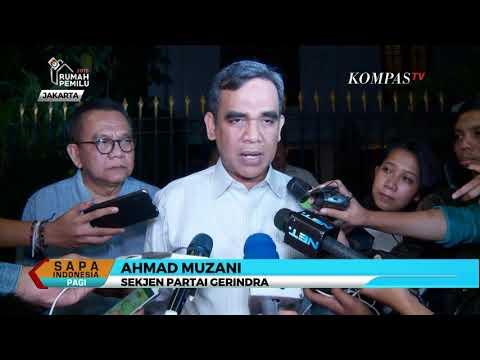 Prabowo Kembali Bertemu dengan Tokoh GNPF Ulama