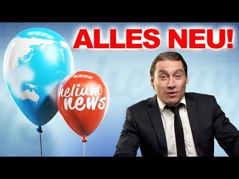 """Alles neu bei """"Helium News""""!"""