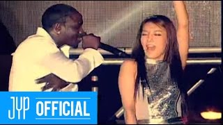 Wonder Girls & Akon [Interview and Live Performance-Like Money]
