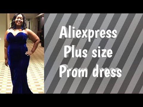 aliexpress-evening-dress-/-plus-size