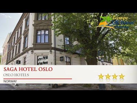 Saga Hotel Oslo - Oslo Hotels, Norway