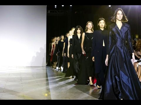 Zac Posen | Spring Summer 2016 Full Fashion Show | Exclusive