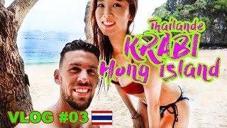KRABI - HONG ISLAND | Vlog Thailande #03