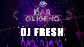 DJ FRESH - Radio Oxigeno - Bar Oxigeno Mix 19 (Rock & Pop Español Ingles 80's y 90's)