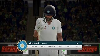 india vs australia 1st test match 2017 highlights all wickets 4 match test series