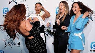 Never let Little Mix win an award!