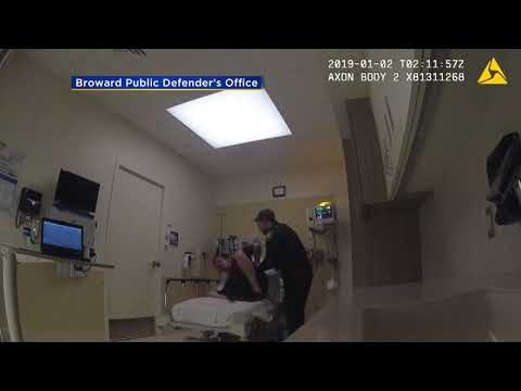 WATCH: Florida Deputy Punches, Brutalizes Man Handcuffed to