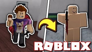 TIME TRAVEL IN ROBLOX MURDER MYSTERY 2!! *GONE WRONG*