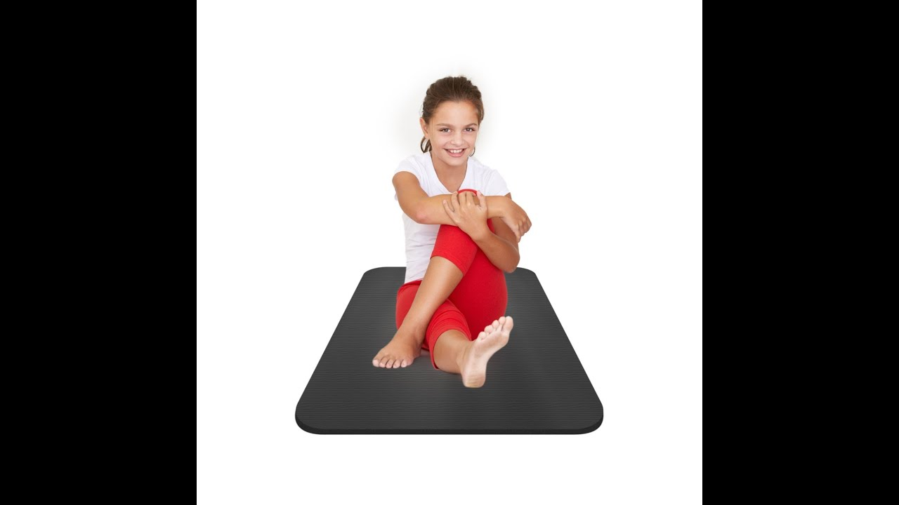 Review: HemingWeigh Extra Thick Foam Exercise Mat