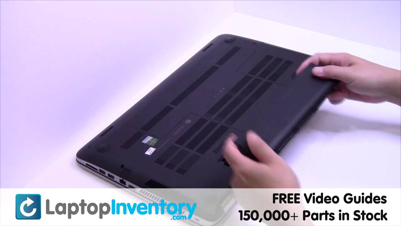 HP Envy 17 15 Battery Replacement Guide - Laptop Remove Replace Install