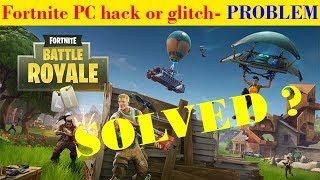 Don't open - Clickbait | Fortnite for pc hack || server glitch || fortnite owned problem solve 2019