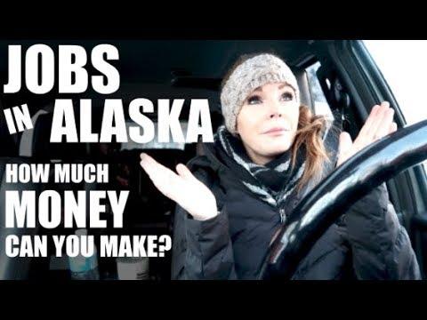 JOBS IN ALASKA| HOW MUCH MONEY CAN YOU MAKE IN ALASKA?|Somers In Alaska