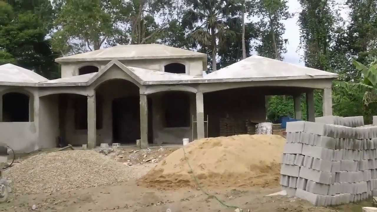 Casa en construccion youtube for Casas para construccion