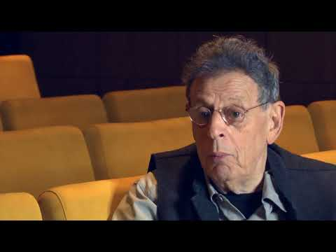Jenny Lin chats with Philip Glass