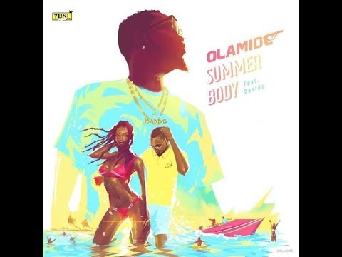 OLAMIDE - SUMMER BODY Ft DAVIDO (Afro Dance)