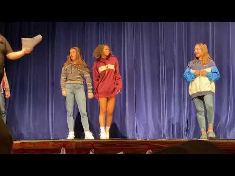 Tik Tok Dance Contest (iykyk)
