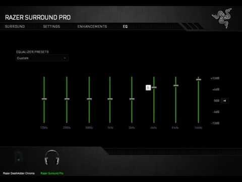 Best Audio Settings For Razer Surround Pro Users Youtube