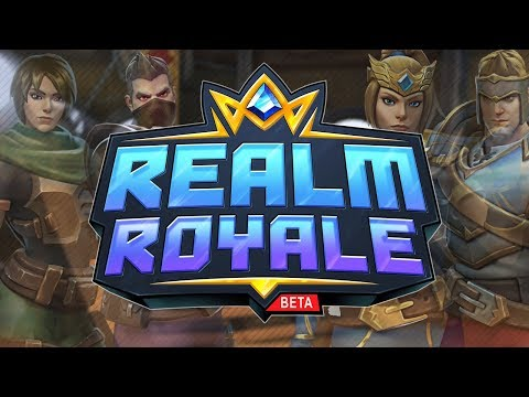 How to Play Realm Royale: Best Weapons, Talents, Classes & More!
