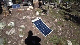 Sun Power 100 Watt 12 Volt Solar Panel Solar Panel