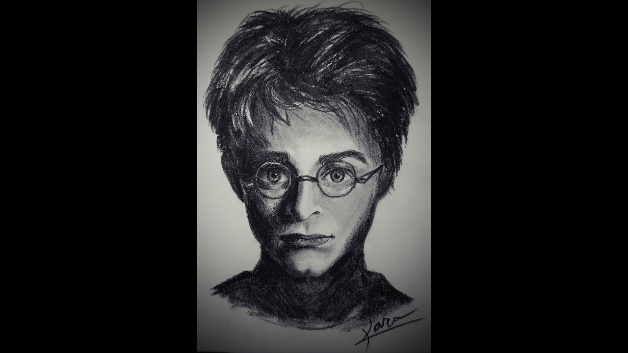 10. Fast and Easy Charcoal Drawing (Harry Potter), by Kara ...  10. Fast and Ea...