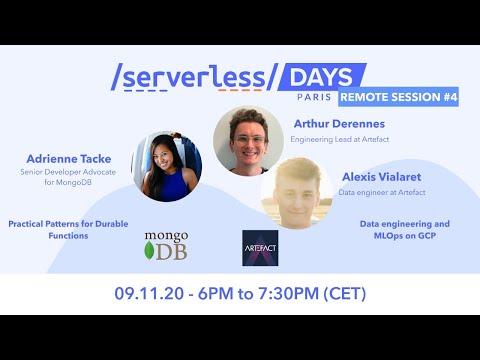 ServerlessDays Paris - Remote Session #4