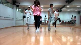 Akinee - Mirotic Dance & Sing practice