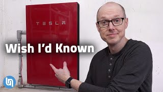 What you need to know before getting a Tesla Powerwall