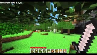 Powrót do Minecraft Beta #4 - Akcja w Minecraft'cie !!!