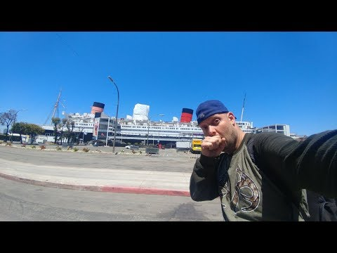 (LIVE) HAUNTED QUEEN MARY