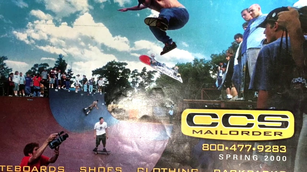 Mailorder Memories: Chris Cole Tom Asta - CCS
