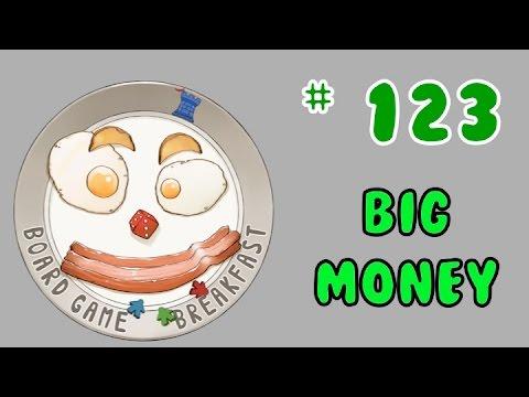 Board Game Breakfast 123 - Big Money!