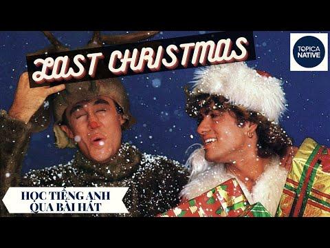 Luyện Nghe Tiếng Anh Qua Bài Hát   Last Christmas   Wham! (2020)