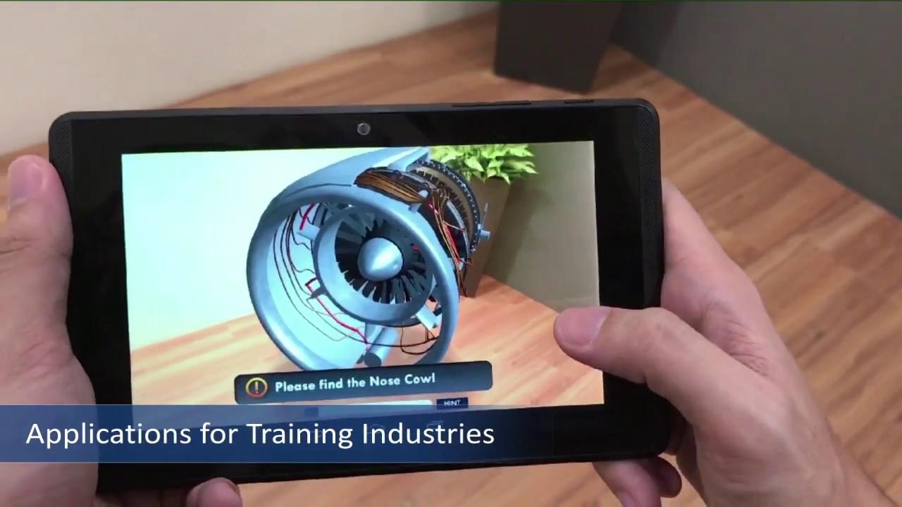 AR 3D Annotation - YouTube