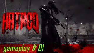 Hatred - Gameplay Part 01 - Pt-br