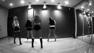 """Tinashe """"Boss"""" Choreography"""