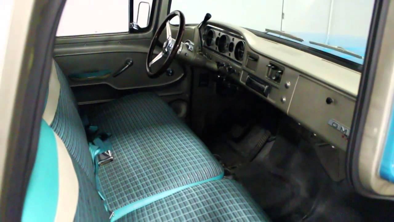 1736 ATL 1963 GMC Suburban - YouTube