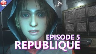 Republique Remastered: Episode 5 Gameplay (PC HD)