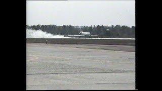 аварийная посадка Ту-134 в Борисполе 1995// The emergency landing of Tu-134 in Borispol