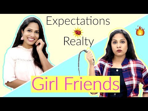Girlfriend – Expectations vs Reality | #Roleplay #Sketch #Fun #ShrutiArjunAnand