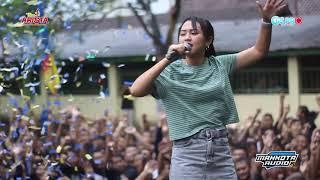 Happy Asmara - Sambel Terasi - New Arista Live SMAN 2 Pare | Mahkota Audio