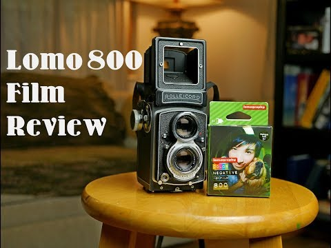 Lomography Color Negative 800 Film Review