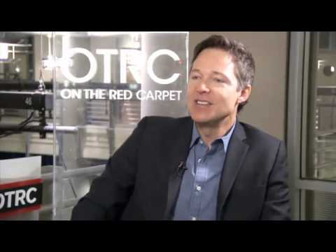 George Newbern chats about 'Scandal'