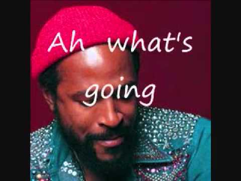 whats goin on marvin gaye