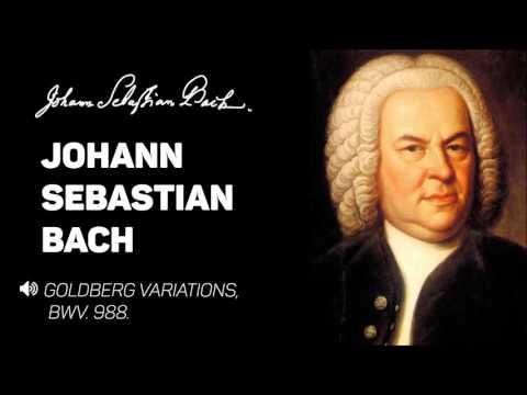 Ontspannende klassieke muziek Bach, Weber, Chopin, Tsjaikovski.