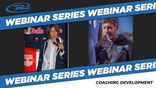 Coaching Education Webinars: Coaching Frameworks With Sarah McQuade