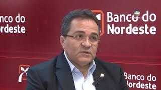 Entrevista com o presidente do Banco do Nordeste, Romildo Rolim