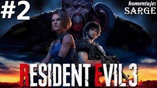Gambar cover Zagrajmy w Resident Evil 3 Remake PL odc. 2 - Wybuchające beczki   Hardcore