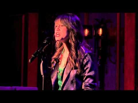 "Emily Hannaway - ""I'm not Afraid of Anything"" (Jason Robert Brown) Backstage at 54 Below"