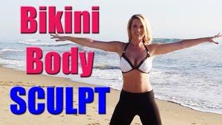 Bikini Body SCULPT - Bodyweight Workout
